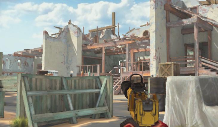 MC5-Abandoned Site-map