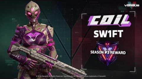 Modern Combat Versus Coil SW1FT Trailer