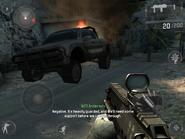 MC3-Off-road Truck Destroyer NK