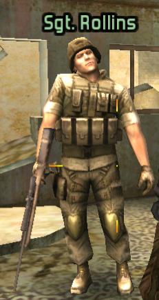 Sgt Rollins MC2