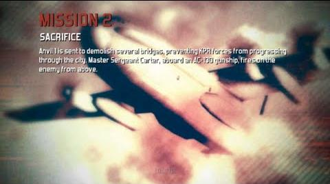 Modern Combat 3 Campaign Mission 02 Sacrifice (AC130!)