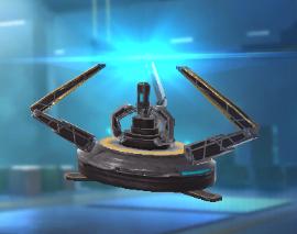 MC5-Stun Turret