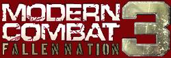Modern Combat 3 Portal