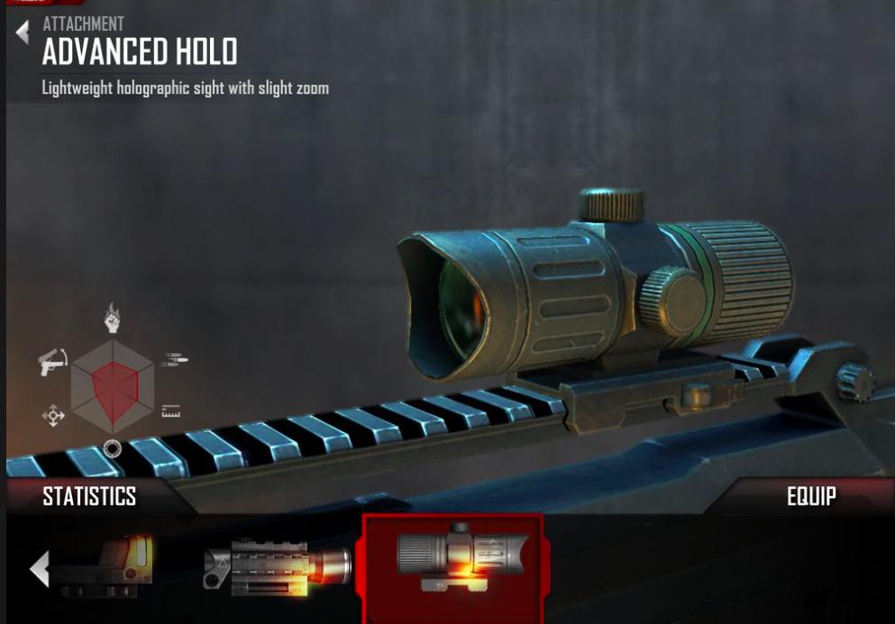 MC4-Advanced Holo