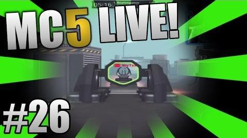 """Modern Combat 5 Blackout - LIVE! 26 """"KOG Mk V!"""" (Tier 6 Assault!)"""