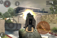 MC3-MK45-ads firing
