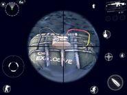 MC4-C4 explosive-world close up