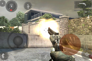 MC3-44 Revolver-firing