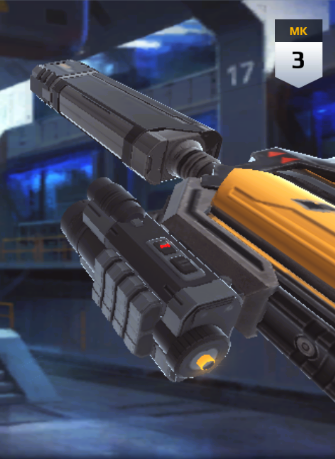 MC5-Counterweighted Laser Sight