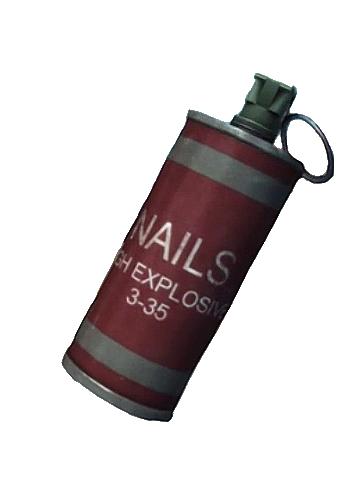 MC5-Nail Grenade