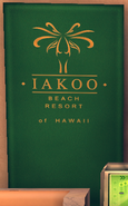 Iakoo Beach Resort Drape MC4