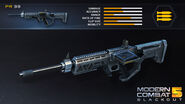 Weapons PR39 ASSAULT