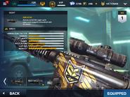 MC5-AIM ACOG GUN