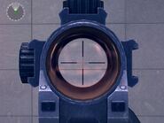 MC4-CTS reticle