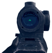 High-MOA RDS Reticle