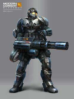 Executioner | Modern Combat Wiki | FANDOM powered by Wikia