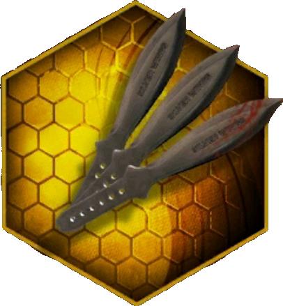 MC3-Throwing Knife