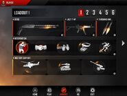 MC4-Armory loadout overview