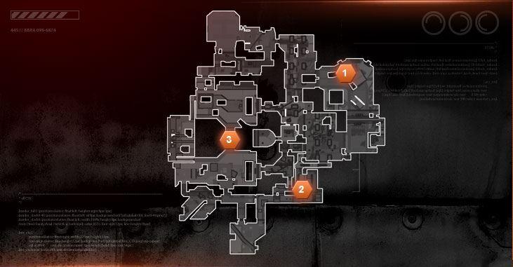 Legion zonemap