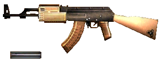 MC2-AK-47 Silenced