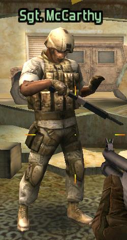 Sgt McCarthy MC2