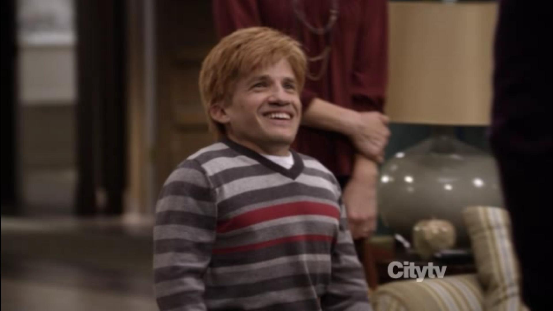 Redhead midget facial