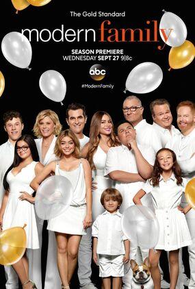 Modern Family Season 9 Poster