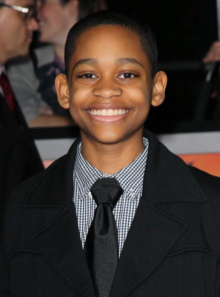 Tyrel Jackson Williams body