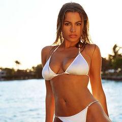 Sofia Vergara in a bikini