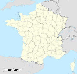 270px-France location map-Regions and departements svg
