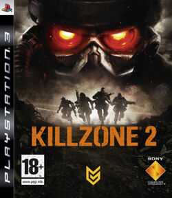 Killzone2 Box Art