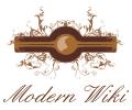 Modern Wiki logo 7