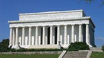 250px-Lincoln-Memorial WashingtonDC Crop
