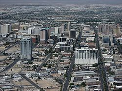250px-Downtown Las Vegas from Stratosphere 3