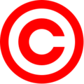 Red copyright Icon.png