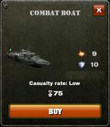 CombatBoat