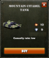 MountainCitadelTank