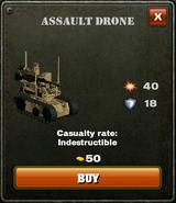 AssaultDrone