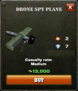 DroneSpyPlane