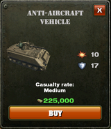 AntiAircraftVehicle