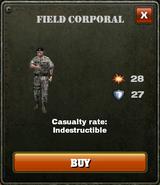 FieldCorporal