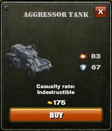 AggressorTank