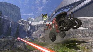 52 CTF, Halo 3 style!