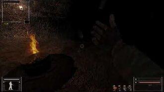 Последний сталкер-Last stalker Как выйти из пещеры