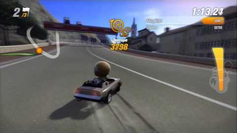 ModNation Racers Duelo Rencor Shadow