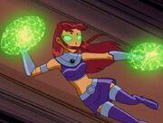 Starfire powers
