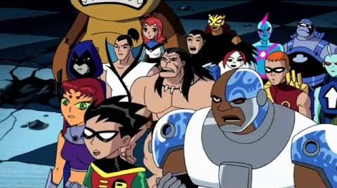 Teen Titans The Final Battle - Titans Together