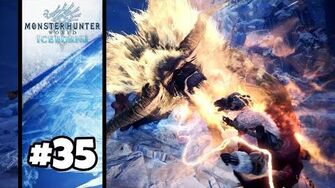 LE RAJANG ORAGE ! Monster Hunter World Iceborne - Gameplay FR