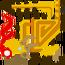Gold Rathian 3U Icon