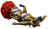 FrontierGen-Light Bowgun 003 Low Quality Render 001